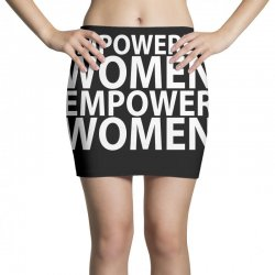 empowered women empower women Mini Skirts | Artistshot