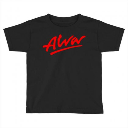 Alva Toddler T-shirt Designed By Citron
