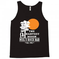 neil young inspired   harvest moon Tank Top | Artistshot