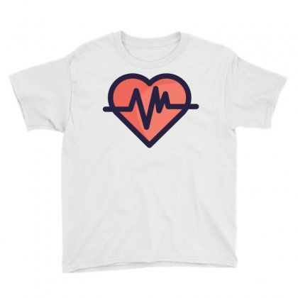 Cardiogram Youth Tee Designed By Akhtar21