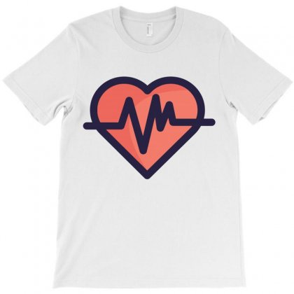 Cardiogram T-shirt Designed By Akhtar21