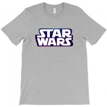 Star Wars Color T-shirt Designed By Zeynepu