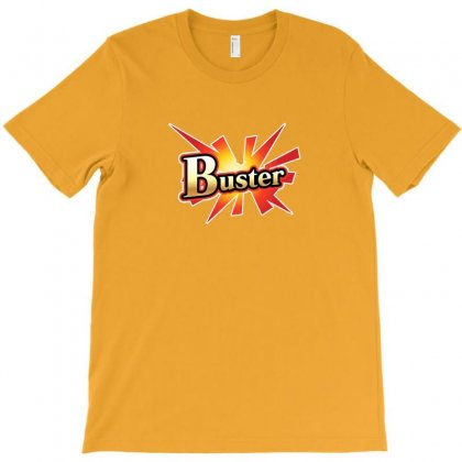 Buster Card T-shirt Designed By Arum