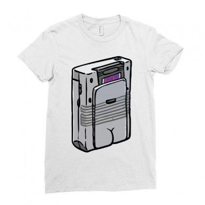 Butris Ladies Fitted T-shirt Designed By Ronart