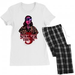 stranger things 3 eleven Women's Pajamas Set | Artistshot