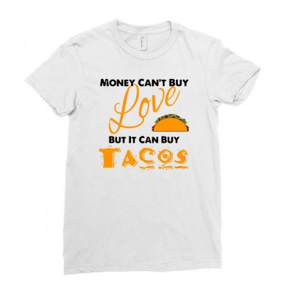 Buy Love Ladies Fitted T-shirt Designed By Ronart