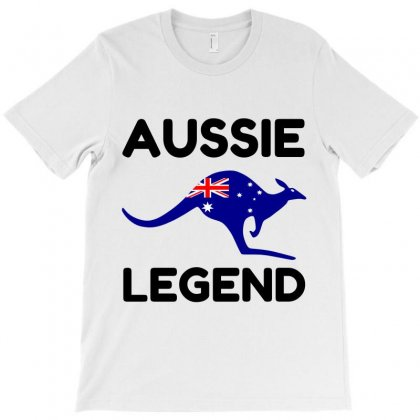 Aussie Legend T-shirt Designed By Perfect Designers