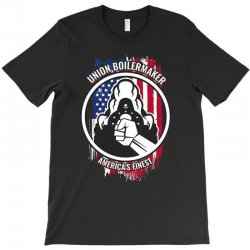 Union Boilermaker Gift American Skilled Labor Workers T-shirt Designed By Mdk Art