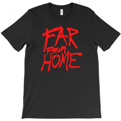 Far From Home T-shirt Designed By Aheupote