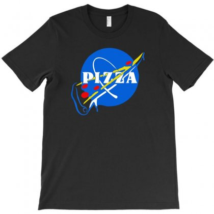 Pizza Slice T-shirt Designed By Aheupote