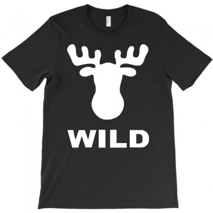 Wild Animal Funny T-shirt Designed By Riqo