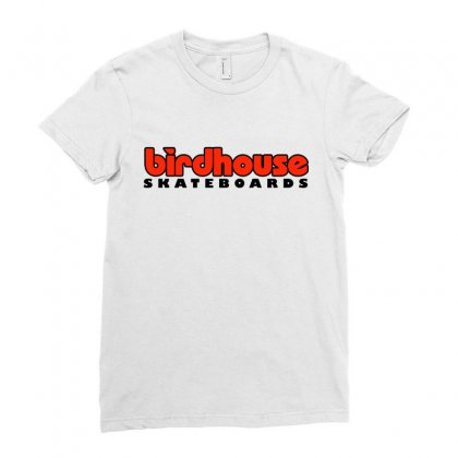 Birdhouse Skateboards Ladies Fitted T-shirt Designed By Citron