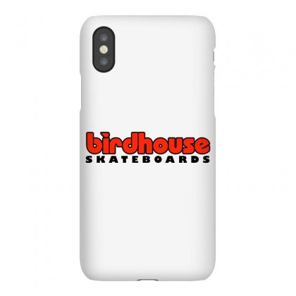 Birdhouse Skateboards Iphonex Case Designed By Citron