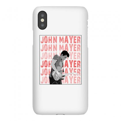 John Mayer John Mayer Iphonex Case Designed By Neset