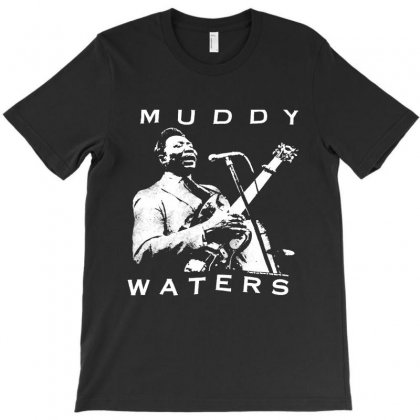 Muddy Waters T-shirt Designed By Blqs Apparel