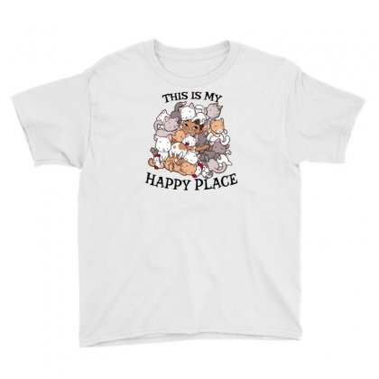 Cat Pile Youth Tee
