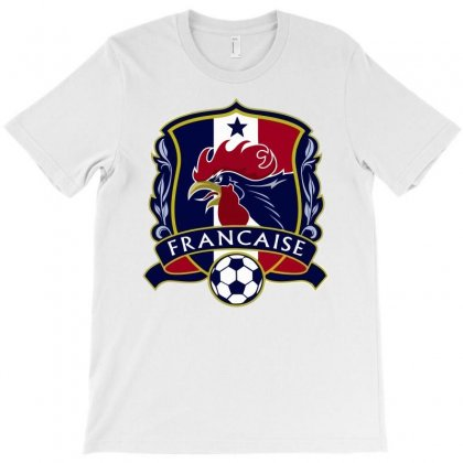 France National Soccer Jersey T-shirt Designed By Akhtar21