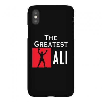 The Greatest Ali Iphonex Case Designed By Designby21