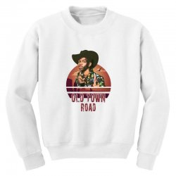 old town road Youth Sweatshirt | Artistshot