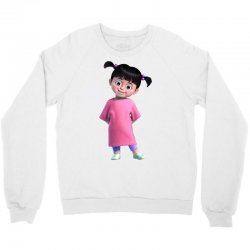 Monsters Inc Boo Cute Little Monster Girl's Crewneck Sweatshirt | Artistshot