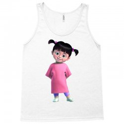 Monsters Inc Boo Cute Little Monster Girl's Tank Top | Artistshot