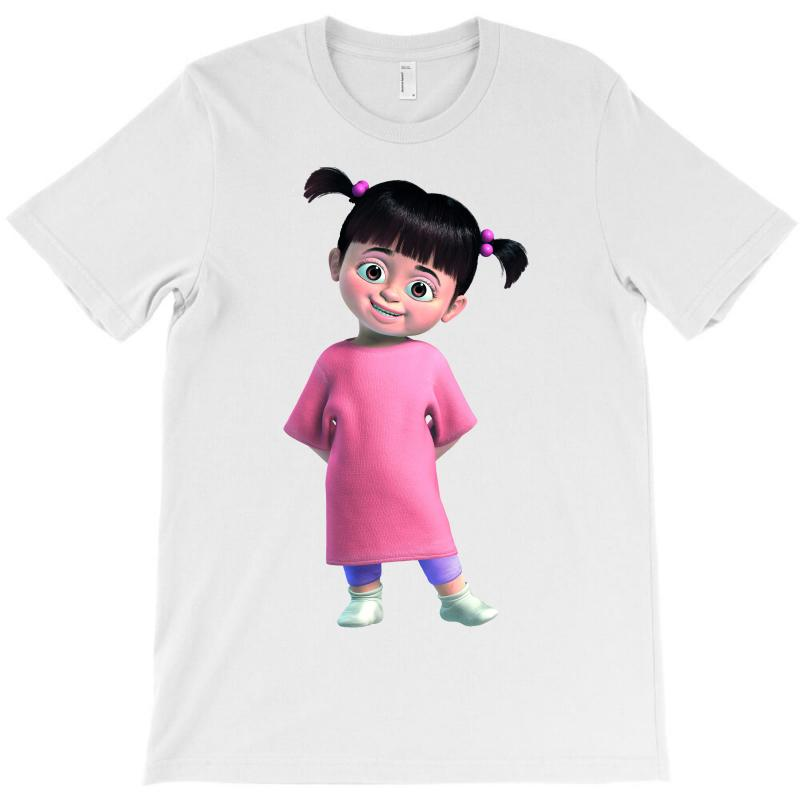 Monsters Inc Boo Cute Little Monster Girl's T-shirt | Artistshot
