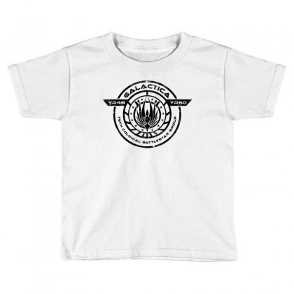 Galactica Toddler T-shirt Designed By Meganphoebe