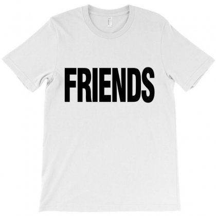 Friends T-shirt Designed By Akhtar21
