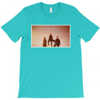 Take That 30 Years T-shirt Designed By Michelziud