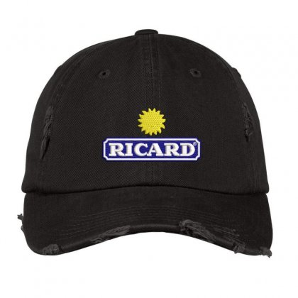 Ricard Distressed Cap Designed By Madhatter