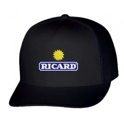 Ricard Trucker Cap Designed By Madhatter