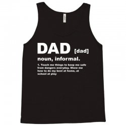 funny t shirt dad Tank Top | Artistshot