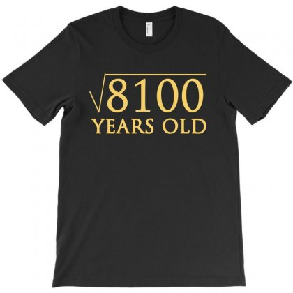 Funny T Shirt For 90 Year Old T Shirt T-shirt Designed By Hung