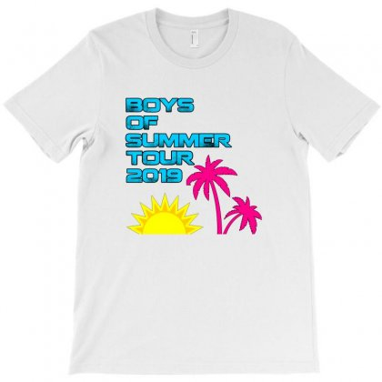 Boys Of Summer T-shirt Designed By Cuser1898
