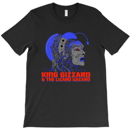 King Gizzard And The Lizard Wizard T-shirt Designed By Cuser1898