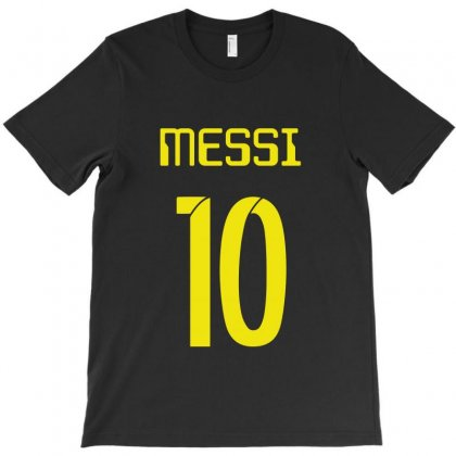 Messi 10 T-shirt Designed By Citron