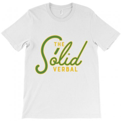 The Script Tee T-shirt Designed By Citron