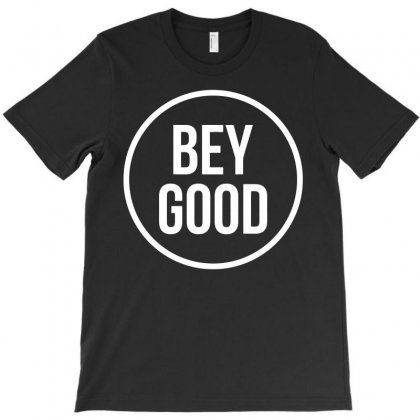 Bey Good Circle Logo T-shirt Designed By Noir Est Conception