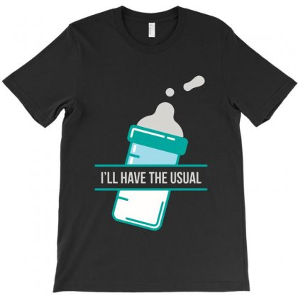 The Usual T-shirt Designed By Meganphoebe