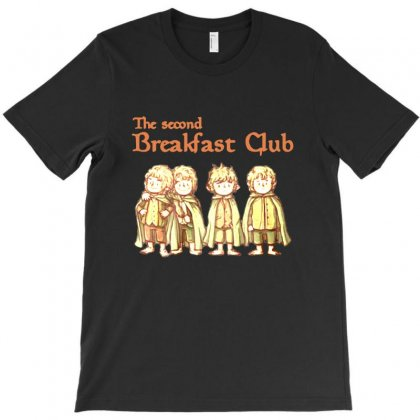 Breakfast Club T-shirt Designed By Ande Ande Lumut