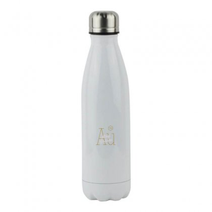 Stay Golden Stainless Steel Water Bottle Designed By Meganphoebe