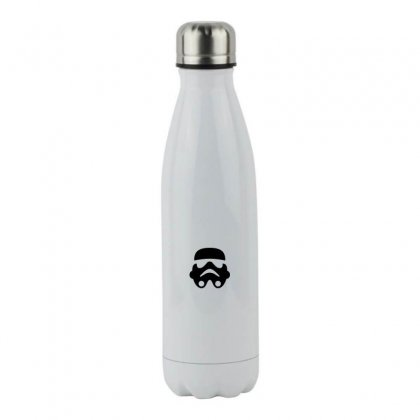 Stormtrooper Stainless Steel Water Bottle Designed By Meganphoebe