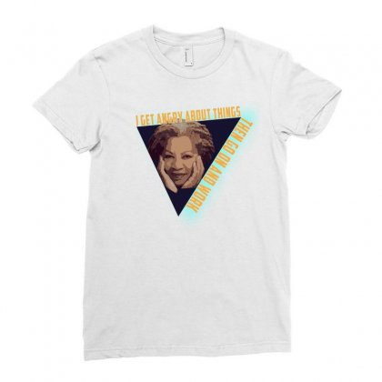 Toni Morrison Ladies Fitted T-shirt Designed By Neset