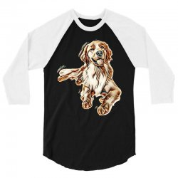 love my dogs 3/4 Sleeve Shirt | Artistshot