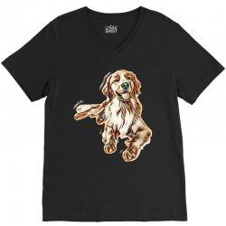 love my dogs V-Neck Tee | Artistshot