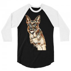cute animals 3/4 Sleeve Shirt | Artistshot