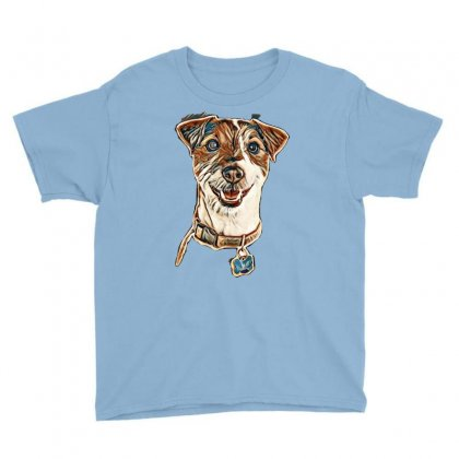 Cute Animals Youth Tee Designed By Kemnabi