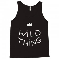 wild thing Tank Top | Artistshot