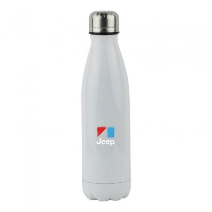 Jeep Stainless Steel Water Bottle Designed By Meganphoebe