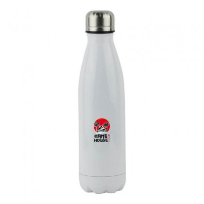 Kame House Stainless Steel Water Bottle Designed By Meganphoebe